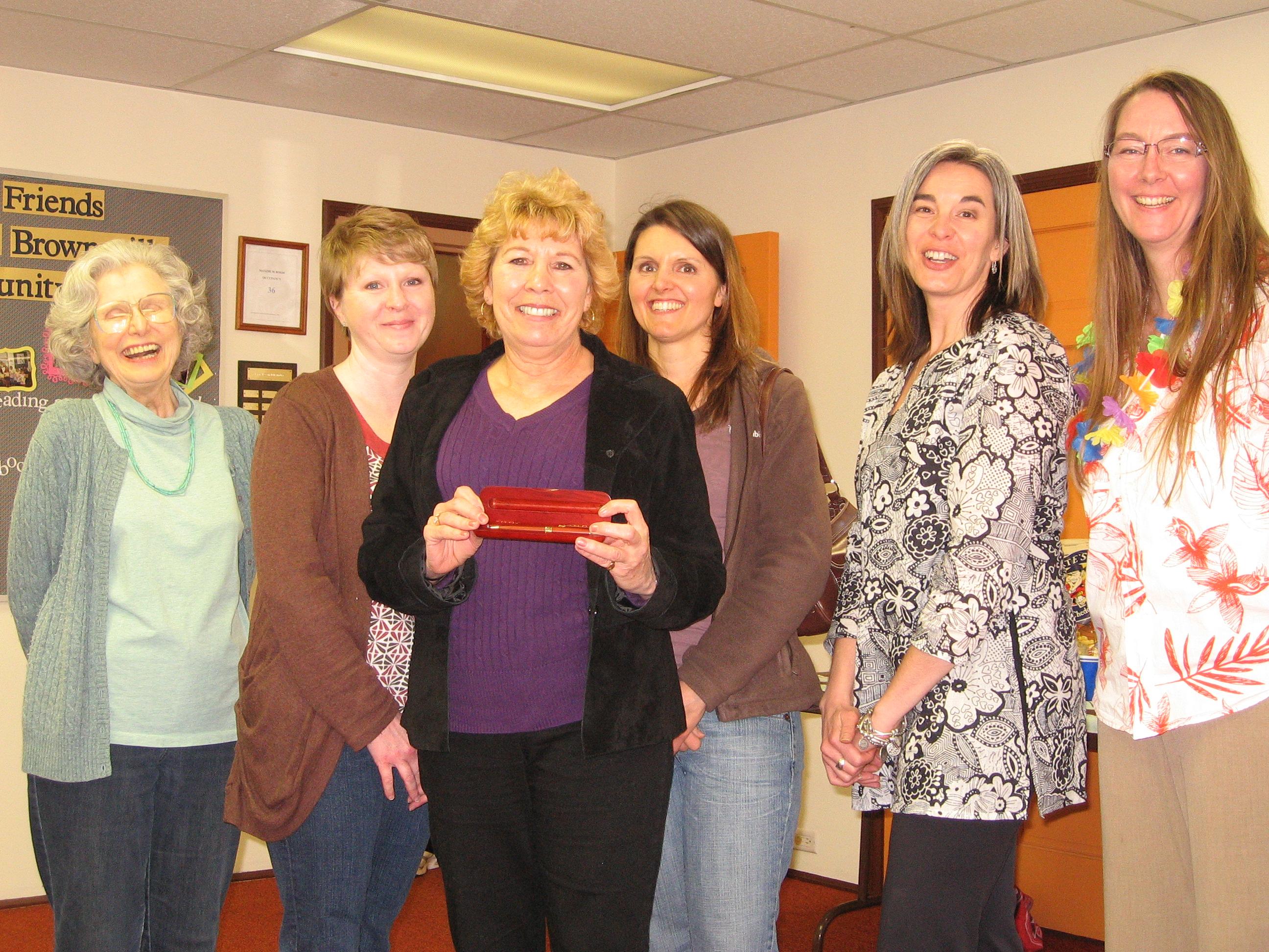 2013 Volunteer Appreciation Party Photo