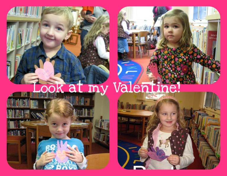 Story Time Collage A