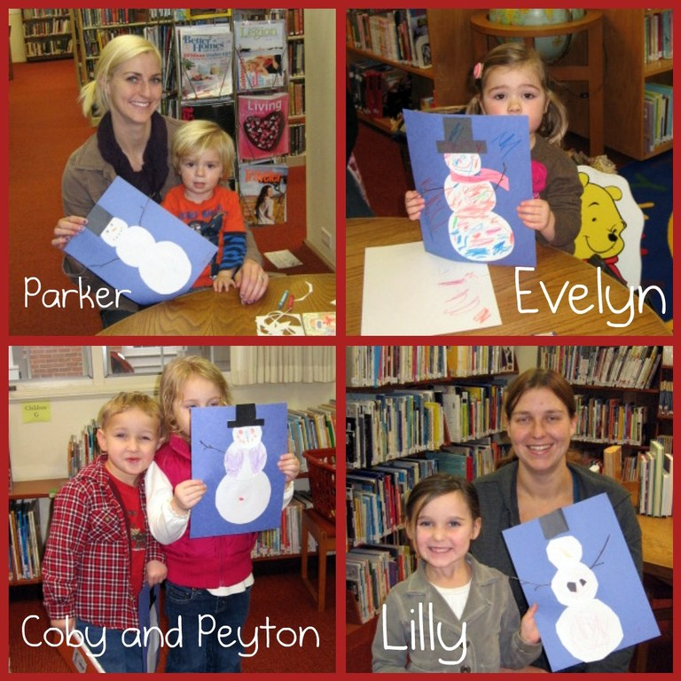 12162011 Storytime Collage