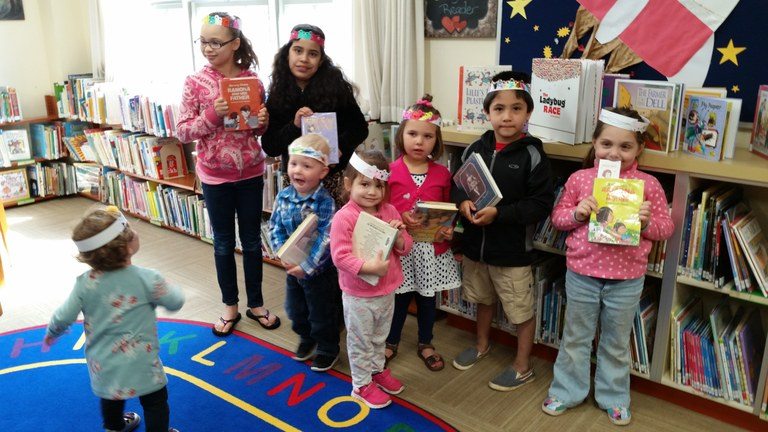 Beverly Cleary Birthday Celebration