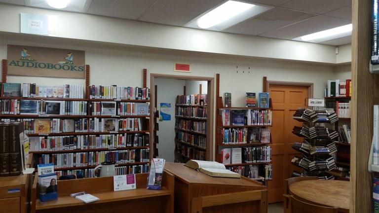 Large Print Room