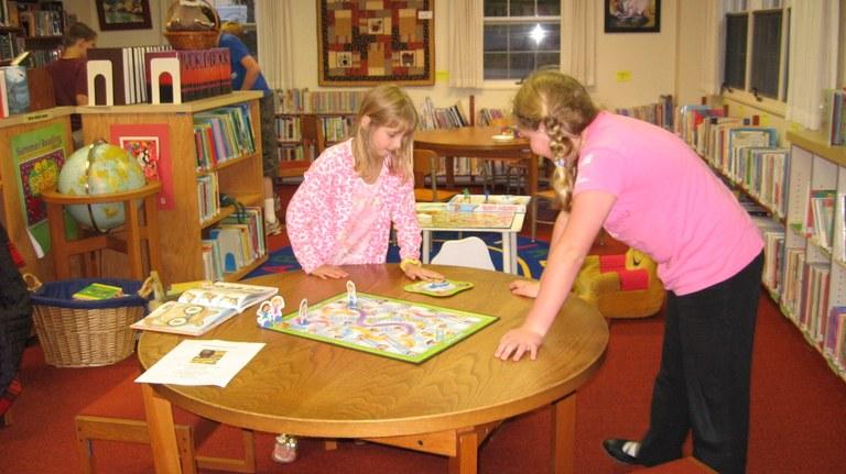 Game Night October 21, 2010