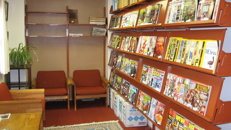 Magazine Room