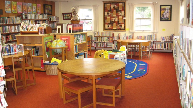 Children and Juniors Room